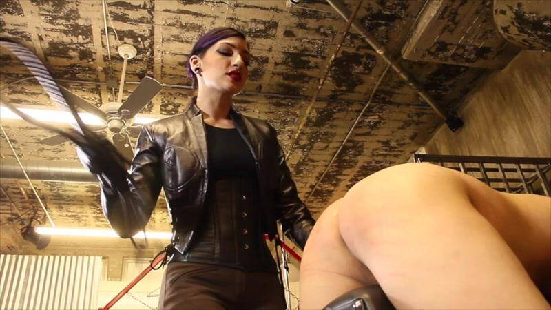 Dovetail Whipping - Torture [SD] - CybillTroy