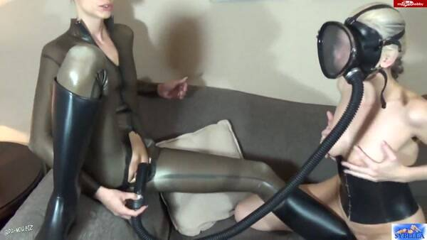 MDH, PA: Sybella - Smell her Pussy and riding her Boots (2016/HD)