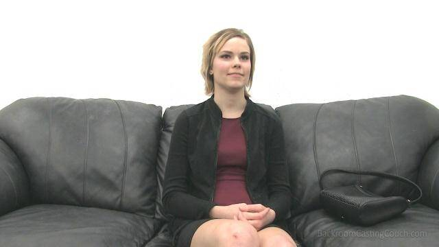 Backroom Couch - Blake - Anal on Casting! [SD, 270p]
