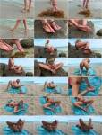 PML: Michelle Honeywell - Sandy Toes [SD 480p] (126 MB)