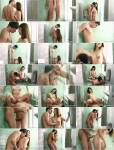 Elena Gilbert - Skinny Teen Elena Gilbert Gets Wet & Wild in the Shower [FullHD 1080p] - Private