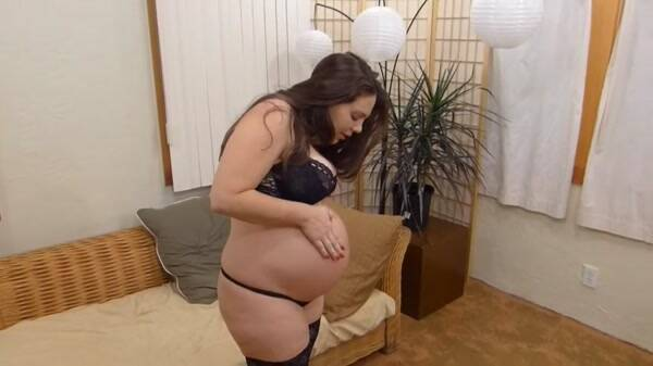 Pregnant - Amazing pregnant girl (Amateur) [SD, 480p]