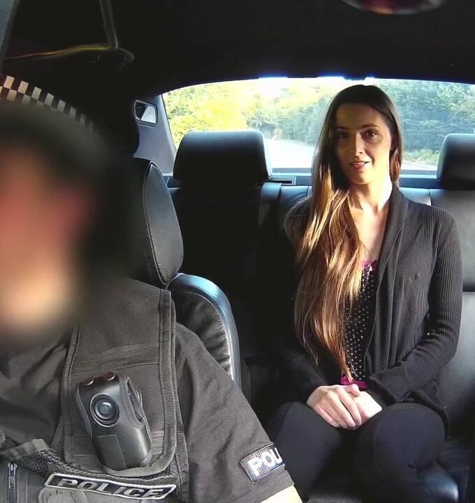 Cop - Leyla - Blackberry Hills Cop : Fruit pickers tight pussy fucked hard  [HD 720p]