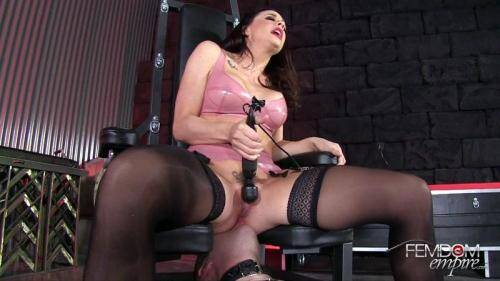 This Pussy Owns You - Oral Service! [FullHD, 1080p] [Female Domination] - Femdom
