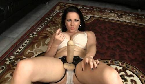 GoddessAlexandraSnow.com - Goddess Alexandra [Ride My Cock] (HD 720p)