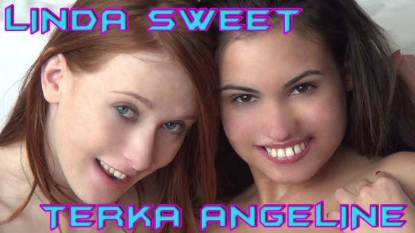 Linda Sweet and Terka Angeline - WUNF 177 - Hot Group Anal Sex! [SD, 480p] - PierreWoodman.com/