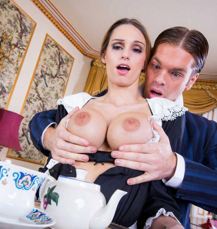 Got Boobs - Erica Fontes - Downton Grabby 2  [SD 480p]