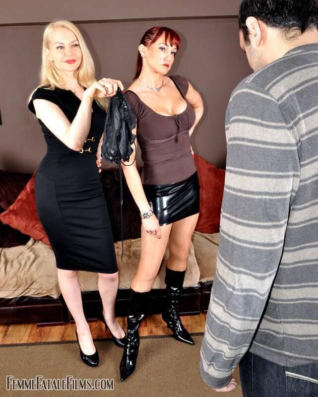 Femme Film - Miss Miranda, Mistress Eleise de Lacy - Sorry Balls  [HD 720p]