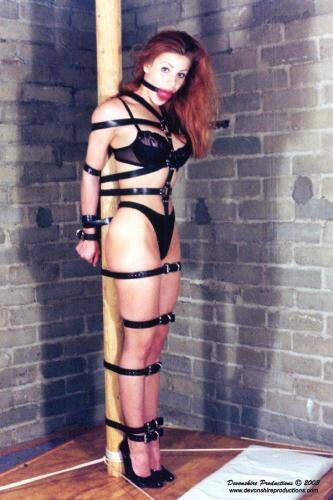 Unnamed - Tied Girl! [SD, 478p] [Bondage] - BDSM