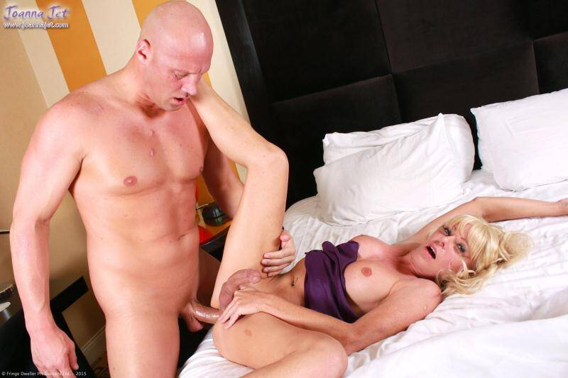 Joanna Jet & Christian - Shemale Cougar 6 - Morning Treat [HD] - JoannaJet