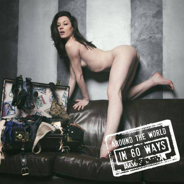 Trenchcoatx.com: Stoya, Mickey Mod, Wolf Hudson - Around The World In 80 Ways Episode 07 Barcelona (18.01.2016/HD)