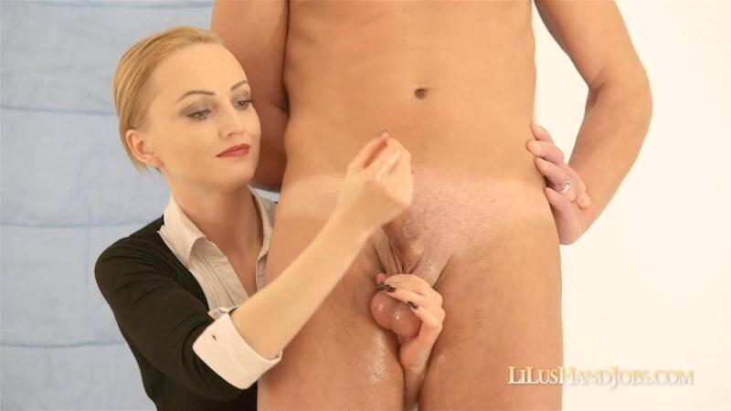LiLu - Ruined CumShot - Penis Torture HandJob 13 [HD] - Clips4sale, LiLusHandJobs