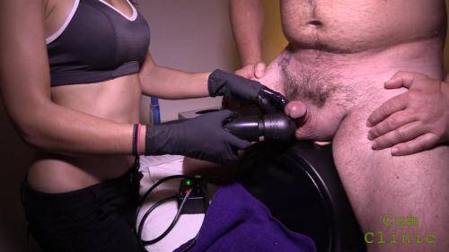 CumClinic - Session Part 18 - Milking [FullHD, 1080p] [CumClinic.com/Clips4sale.com] - Prostate Massage