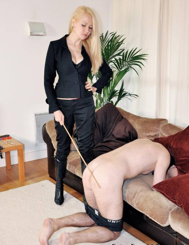 Femme Film - Mistress Eleise de Lacy - Becoming Her Slave  [SD 368p]