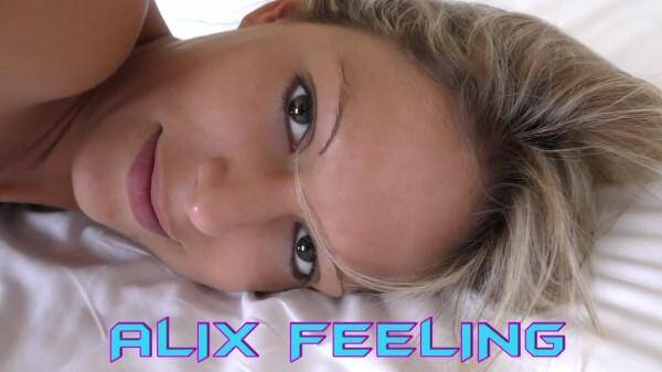 PierreWoodman.com - Alix Feeling - WUNF 166 - Anal Sex! (Amateur) [SD, 540p]