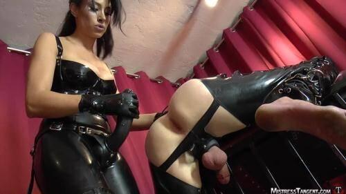 Mistress Tangent - Deep Drilling [HD, 720p] [MistressTangent.com] - Strapon