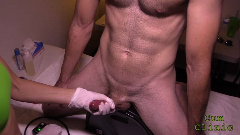 CumClinic.com/Clips4sale.com: CumClinic - Session Part 01 [FullHD] (750 MB)