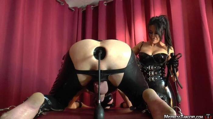 MistressTangent.com - Mistress Tangent - Go Big! EXTREME! (Strapon) [HD, 720p]