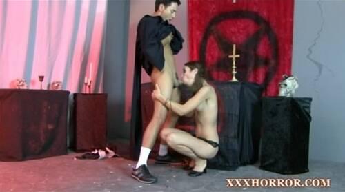Amber Rayne in Satan\'s Devotion (XXXHorror) FullHD 1080p