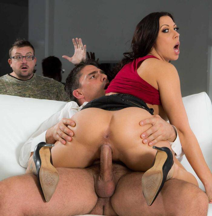 Stories - Rachel Starr - Comfort Me With Cum  [SD 480p]