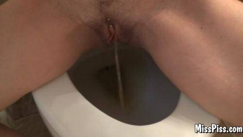 Sunshine in my Bow! Amateur Pee Video! [FullHD, 1080p] [Miss Piss] - Pissing