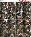 Schoolgirls Paddled in Hay Barn [HD 720p] [HDSpank, xErotics] - Spanking