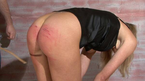 HDSpank.com/xErotics.com - Introducing the Strap (Spanking) [HD, 720p]