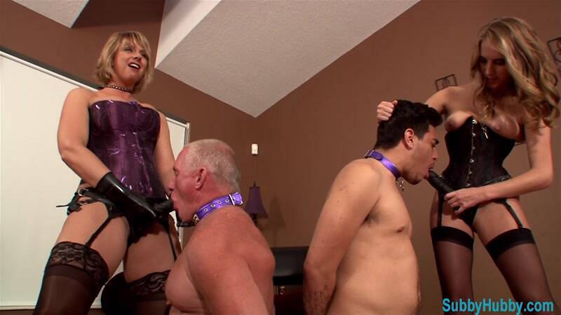 Group Crazy Strapon Sex! [HD] - SH