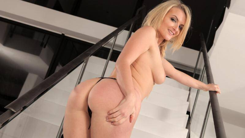 Ex-Girlfriends/CumLouder - Jemma Valentine - Stairway to Pleasure [2016 SD]