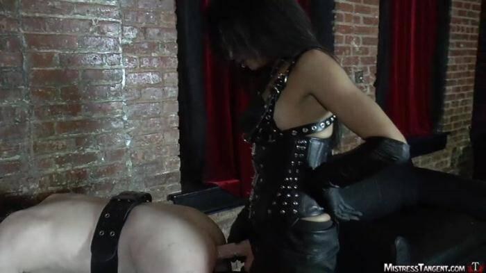 MistressTangent.com - Mistress Tangent - Bitch Plug (Strapon) [HD, 720p]