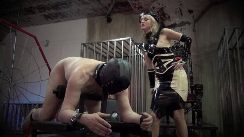 YOUR PUNISHMENT IS BLACK AND WHITE [HD] - Clips4Sale
