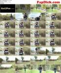 G2P: Behind the bush! Outdoor Public Pee! [FullHD] (132 MB)