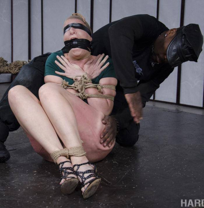 HardTied.com - Kel Bowie, Jack Hammer - Crack of the Whip   [HD 720p]