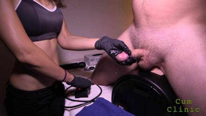 CumClinic.com/Clips4sale.com - CumClinic - Session Part 17 (Prostate Massage) [FullHD, 1080p]