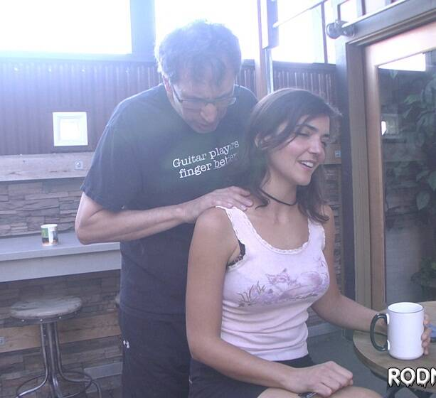Rodneymoore.com - Katie Zucchini - Massage Facial Cream  [SD 540p]