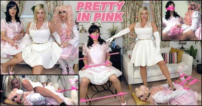 Mansion - Pretty in Pink (Femdom) [HD, 720p]