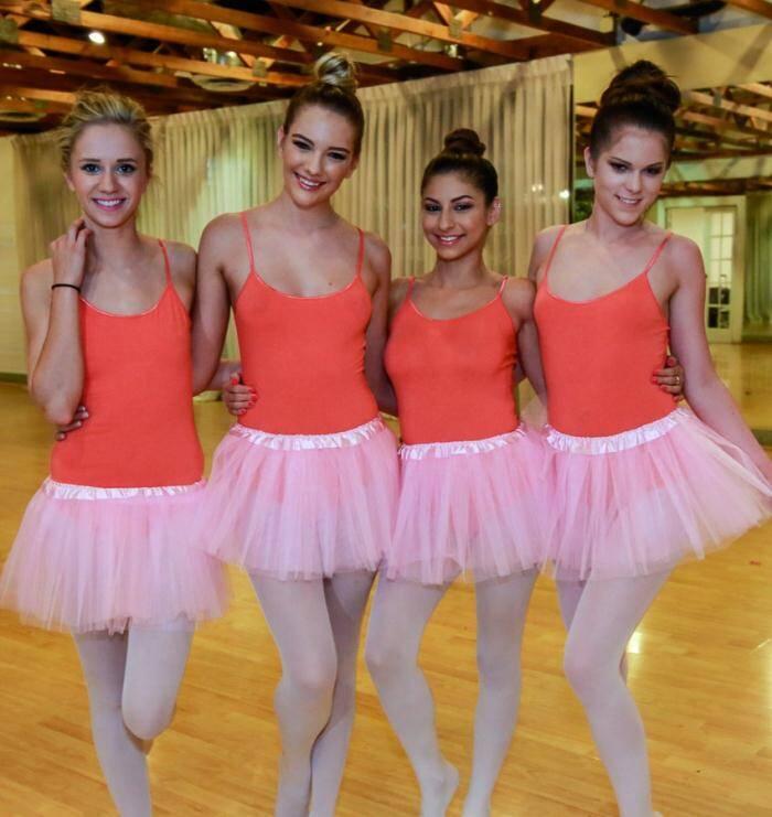 BFFS.com - Nina, Danielle - Ballerinas  [SD 540p]