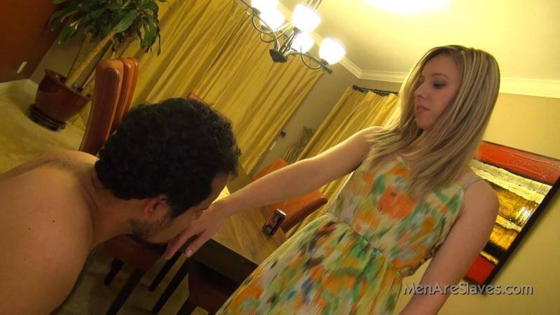 MenAreSlaves.com: Princess Sofie - No Excuses [FullHD] (763 MB)