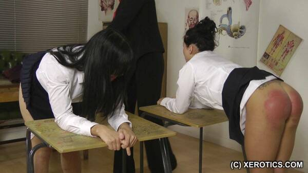 The Detention Class (HDSpank, xErotics) HD 720p