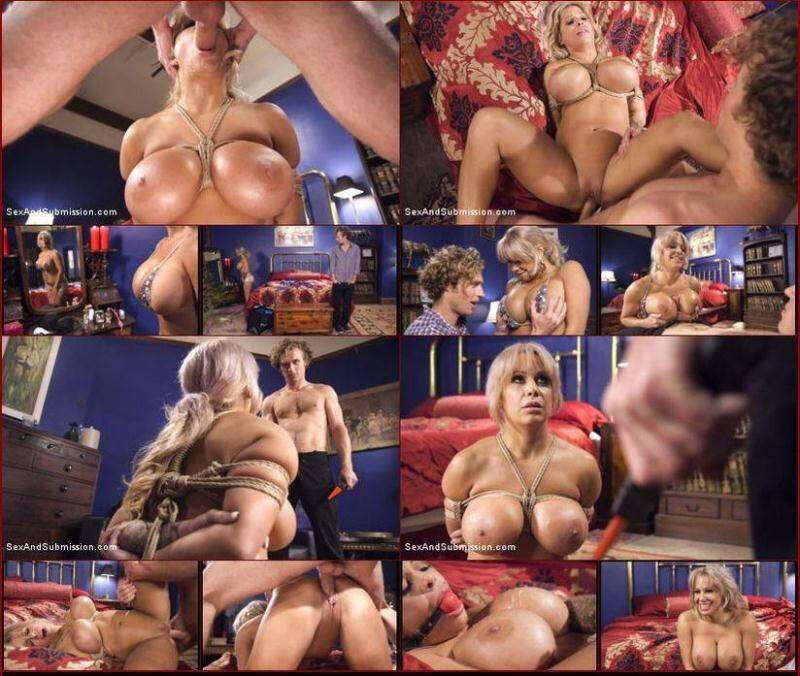 SexAndSubmission.com: Alyssa Lynn in Dominating My Girlfriend's Mom's Big Fake Tits [SD] (444 MB)