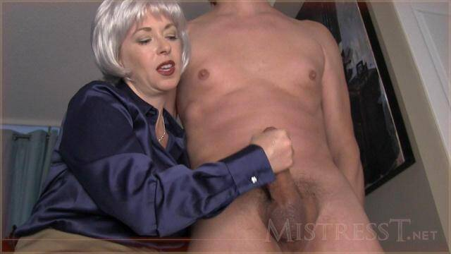 MistressT.net/Clips4Sale.com - Mistress T - Mature Cuckoldress Takes A Younger Lover [HD, 720p]