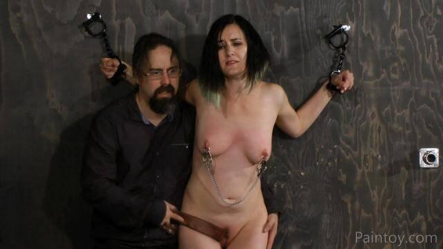 Paintoy.com - Rita Rollins - Lovely Rita Needs Her Tits Hurt - Spank MILF! [FullHD, 1080p]