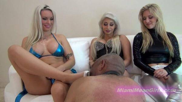 MiamiMeanGirls.com: Real domestic servitude with Princess Jennifer (29.01.2016/HD)