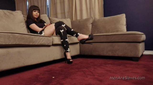 Menareslaves.com - You Love It When I Dangle [FullHD, 2160p]