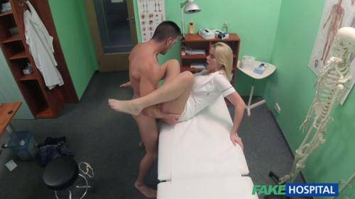 Fuck Hospital [Nurse eases pressure in studs balls] SD, 480p)