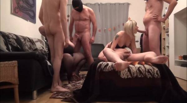 MDH, PA: Fetischpaar - Fickparty (2015/FullHD)