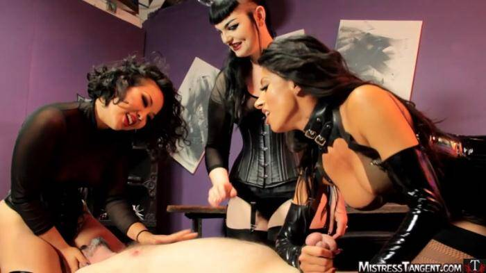 MistressTangent.com - Bar Bitches - Group Domination! (Femdom) [HD, 720p]