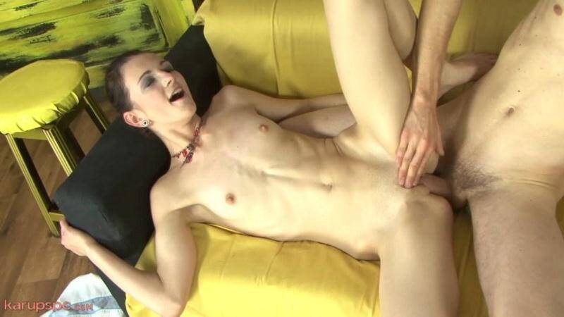 Hardcore with Young Skinny Aimee Ryan! [HD] - KarupsPC