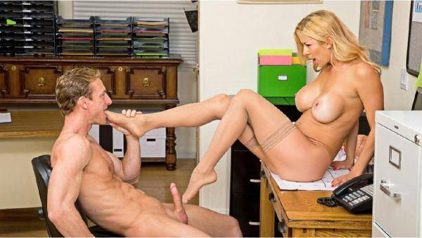 Alexis Fawx - Fucking with Milf! (Office Sex) [SD, 480p]