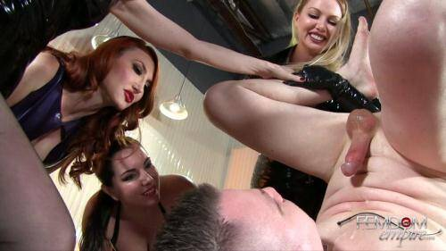 Female Domination [Premature Orgasm Ruiner! Milking!] FullHD, 1080p)